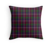 00330 Lanark Tartan Throw Pillow