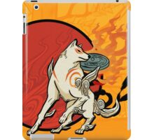 Amaterasu from Okami iPad Case/Skin