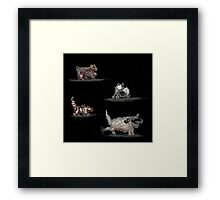 Dreaming of Animals Framed Print