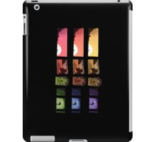 Film Color Keys iPad Case/Skin