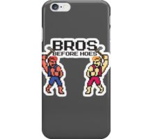 Bros before Hoes! Billy and Jimmy! iPhone Case/Skin