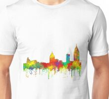 Mobile, Alabama Skyline - SG Unisex T-Shirt