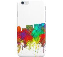 Nashville, Tennessee Skyline - SG iPhone Case/Skin