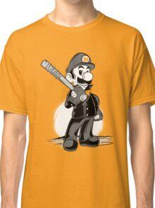 LET THE SMASH BEGIN. Classic T-Shirt