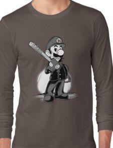 LET THE SMASH BEGIN. Long Sleeve T-Shirt