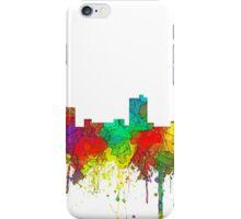 New Brunswick, New Jersey Skyline - SG iPhone Case/Skin
