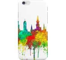 New Orleans, Louisiana Skyline - SG iPhone Case/Skin