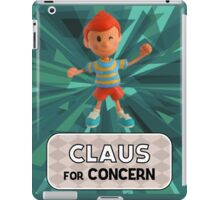 Claus for Concern iPad Case/Skin