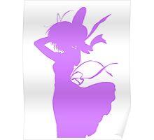 Nagisa Summer Dress Indigo - Clannad Poster
