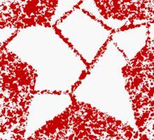 Bleeding Through The Steel Sticker