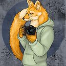 Photographer Fox by CatAstrophe