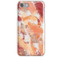 Warm Watercolors iPhone Case/Skin