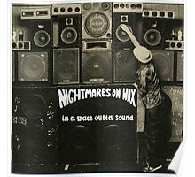 NIGHTMARES ON WAX IN A SPACE OUTTA SOUND Poster