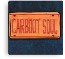 NIGHTMARES ON WAX CARBOOT SOUL Canvas Print