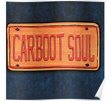 NIGHTMARES ON WAX CARBOOT SOUL Poster