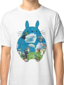 Ghibli - Miyazaki universe - Totoro Classic T-Shirt