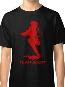 Team Bucky (Red) Classic T-Shirt