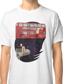 bus stop Classic T-Shirt