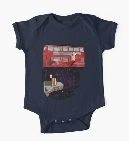 bus stop One Piece - Short Sleeve