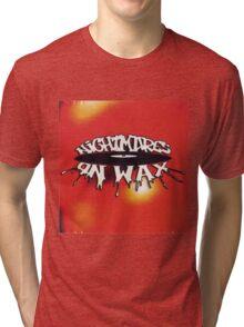NIGHTMARES ON WAX LOGO Tri-blend T-Shirt