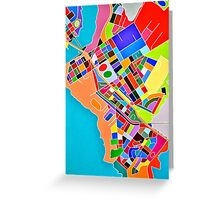 Where in the World? Greeting Card