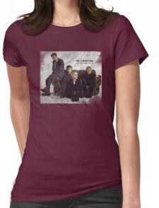 The Cranberries Womens Fitted T-Shirt