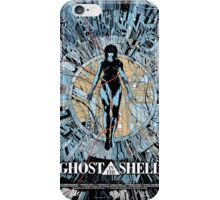 GHOST IN THE SHELL TSHIRT iPhone Case/Skin