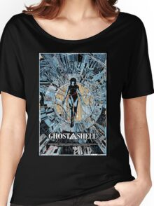 GHOST IN THE SHELL TSHIRT Women's Relaxed Fit T-Shirt