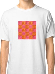 X&O FOR YOU MOM - red Classic T-Shirt