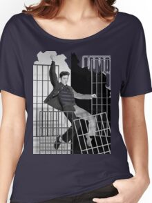 Jailhouse P-Elvis Swing! Women's Relaxed Fit T-Shirt