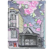 San Francisco Houses #11 iPad Case/Skin