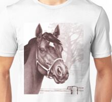 Stare of the Stallion 2 - Sound Reason (Can) Unisex T-Shirt