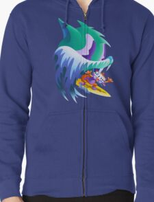 Congratulations by MGMT Zipped Hoodie