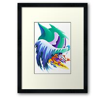 Congratulations by MGMT Framed Print