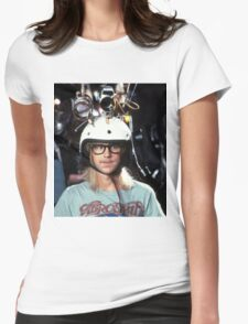Garth Algar - We Fear Change Womens Fitted T-Shirt