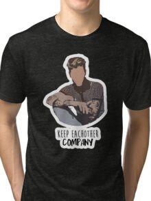 Keep Each Other COMPANY JB Tri-blend T-Shirt