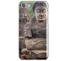 Bridge to Bayon Wat iPhone Case/Skin