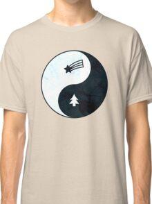 Gravity Falls Yin Yang Classic T-Shirt