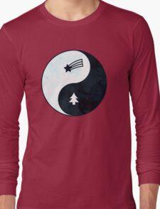 Gravity Falls Yin Yang Long Sleeve T-Shirt