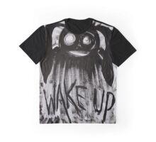 'Wake Up' Nightmare Bunny Graphic T-Shirt