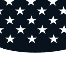 USA Top Hat Sticker Sticker