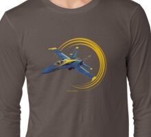 blue angel Long Sleeve T-Shirt