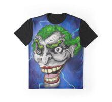 Psychotic Clown Graphic T-Shirt