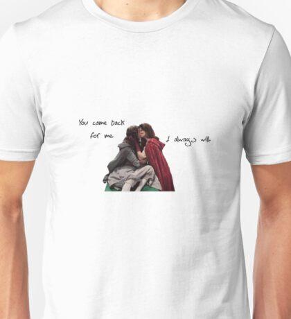 RubySlipper    I Always Will Unisex T-Shirt