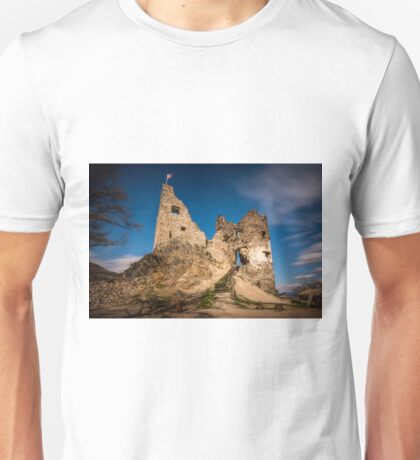 Castle Reviste Unisex T-Shirt