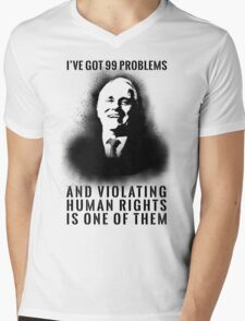 99 Problems - Malcolm Turnbull Mens V-Neck T-Shirt