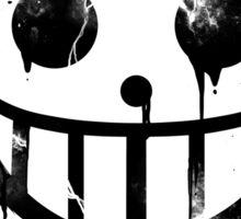 Heart Pirates (Black) Sticker