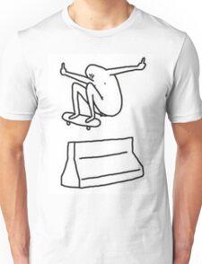 skater boy (skateboard) Unisex T-Shirt