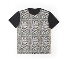 Bones and Leaves Graphic T-Shirt