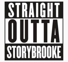 Straight Outta Storybrooke Kids Tee